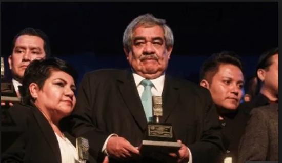 Falleció el periodista José Vera Zambrano. Notimex