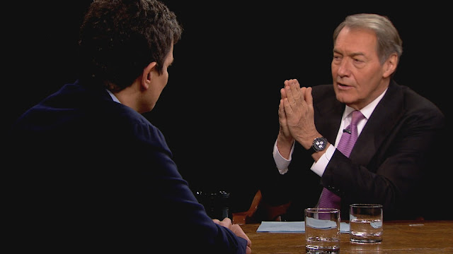 "Charlie Rose's ""Comeback"" Show"