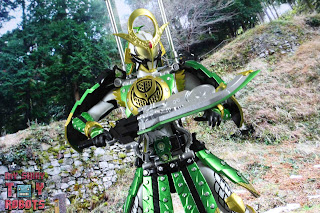 SH Figuarts Kamen Rider Zangetsu Kachidoki Arms 38