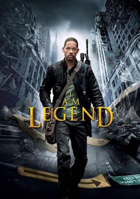 I Am Legend 2007 Dual Audio Hindi Dubbed 480p| 720p | 1080p GDrive
