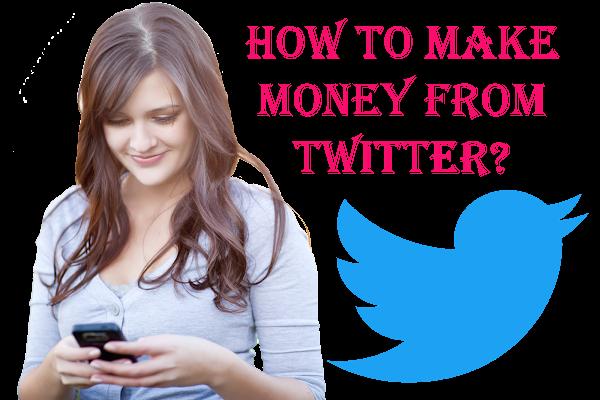 How to earn money from Twitter? (Full Guide)