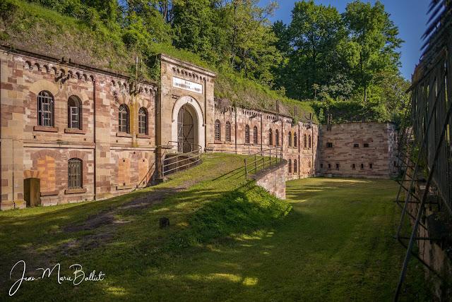 Fortifications de Strasbourg