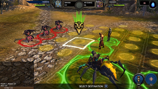 PlayStation 4 strategy game review
