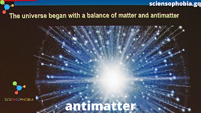 AFTER BIG BANG WHAT TYPE OF THINGS ARE FORMED | BASICALLY MATTER AND ANTIMATTER