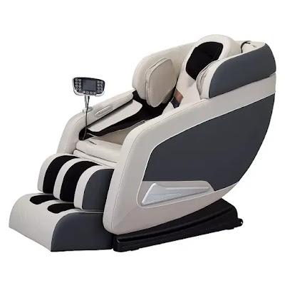 BLAKOLE Luxury Atom Full Body Auto-Scan Zero Gravity Massage Chair   Best Massage Chairs for Home in India