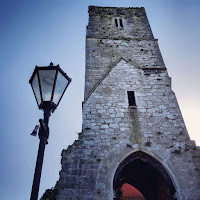 Pictures of Ireland: Red Abbey Tower
