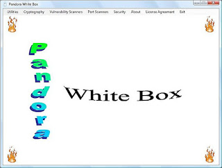 Pandora White Box Portable