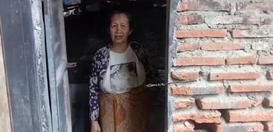 Sedihnya Nenek Muadah yang Tiba-tiba Tercoret dari Penerima Bansos Corona, Simak Ceritanya