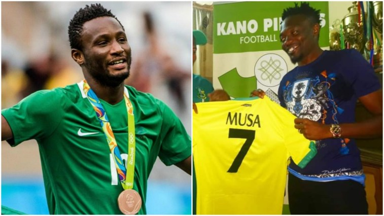 Mikel Obi To Join Ahmed Musa In The NPFL?