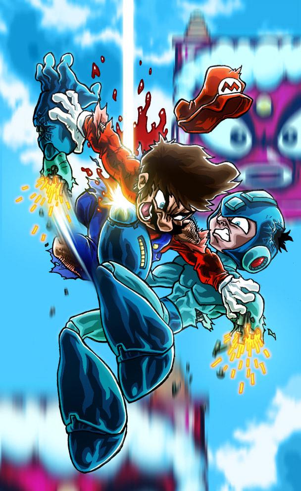 Super Mario contra todos | Parte 3