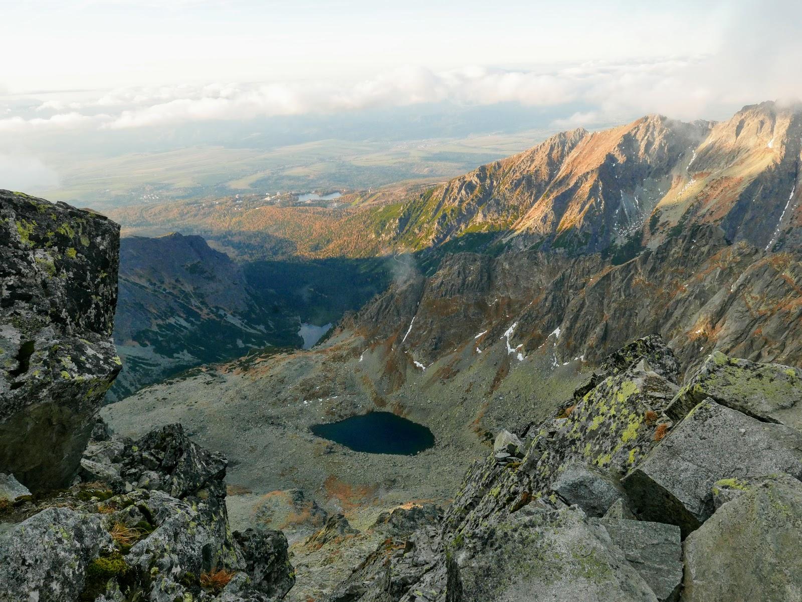 wysoka Vysoka Tatry szczyt