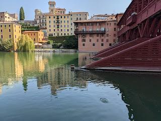 Bassano del Grappa Ponte Vecchio.