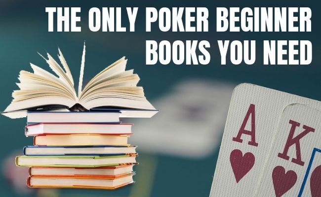 Poker beginner books