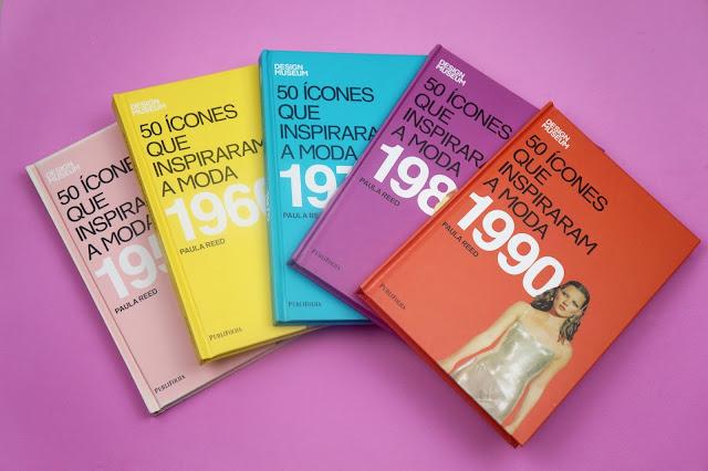 livro 50 icones que inspiraram a decada 1950
