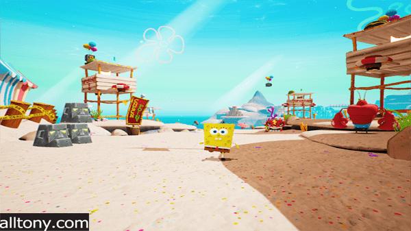 تحميل لعبة SpongeBob SquarePants: Battle for Bikini Bottom للأيفون والأندرويد