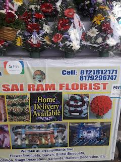 Sai Ram Florist  secunderabad