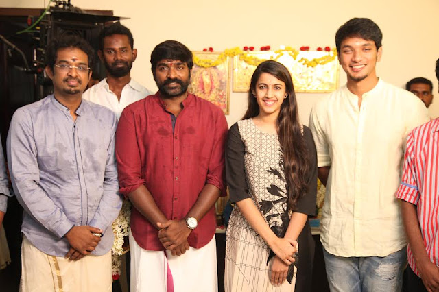 Niharika Konidela Tamil Movie Launched Photos