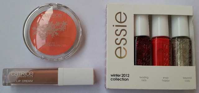 Essie winter collection 2012
