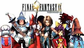FINAL FANTASY IX v1.0.2 Apk Full