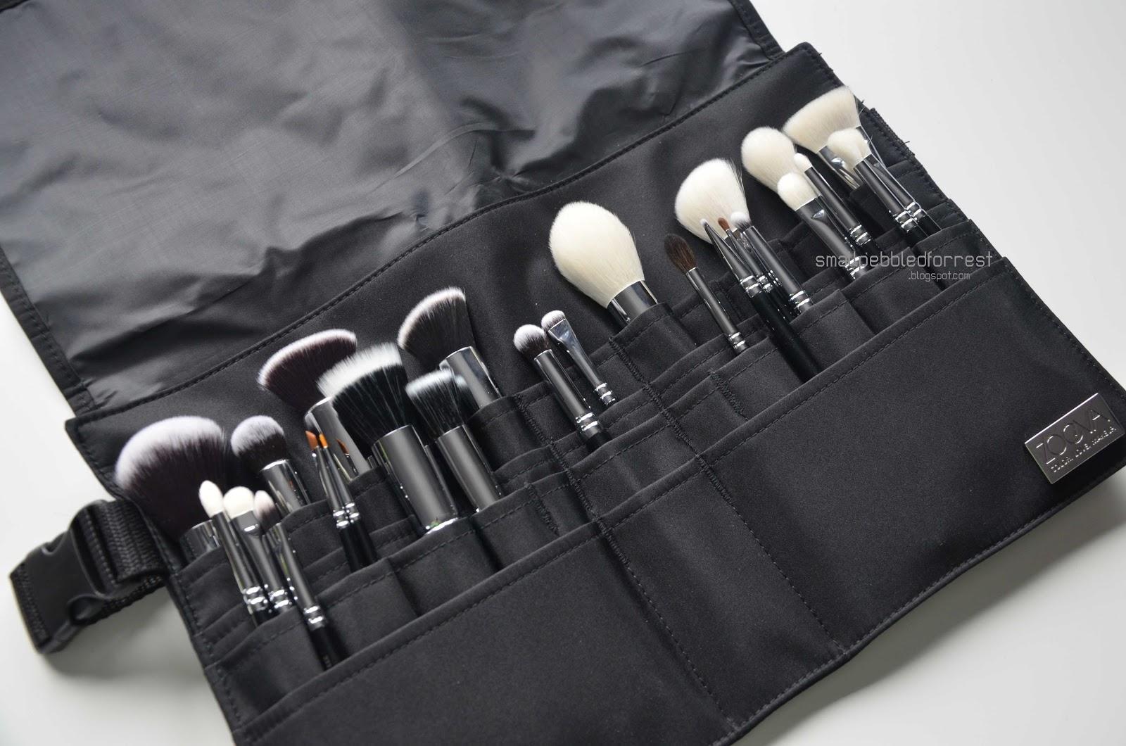 zoeva makeup artist brush belt liquid confidence. Black Bedroom Furniture Sets. Home Design Ideas