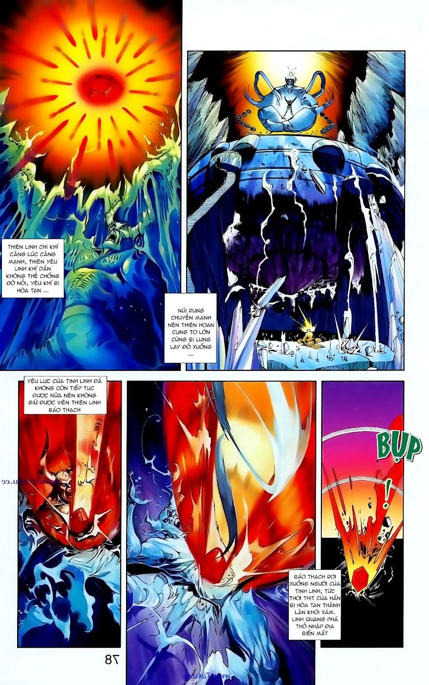 Cơ Phát Khai Chu Bản chapter 98 trang 7