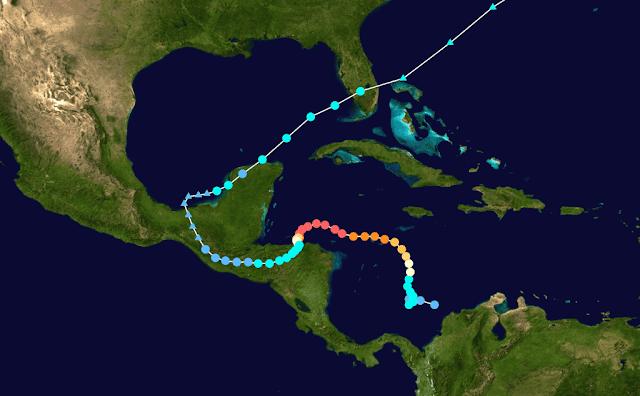trayectoria-del-huracán-mitch