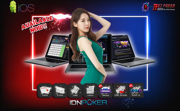 BandarQ Online Terbaik Situs IDN Play