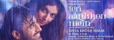Teri Aankho Mein Lyrics - Darshan Raval | Neha Kakkar
