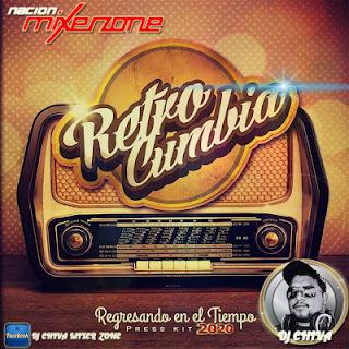 RETRO CUMBIA - MIXERZONE ENGANCHADOS - DJ CHIVA