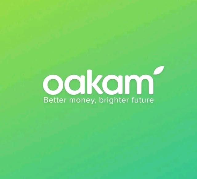 Oakam loans app