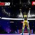 WWE 2k20 é anunciado pela 2k