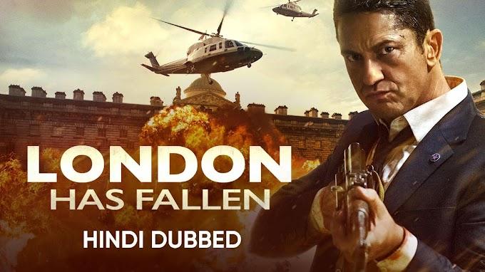 Mx Player Movie - London Has Fallen Full Hindi Movies