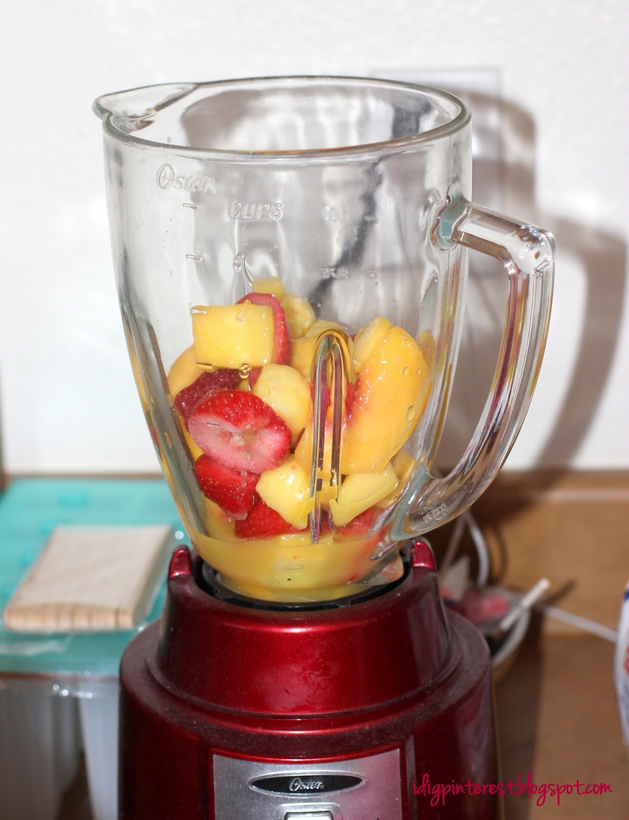 FRUIT SMOOTHIE POPSICLES - Adventist Online