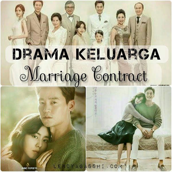 Drama Keluarga : Marriage Contract