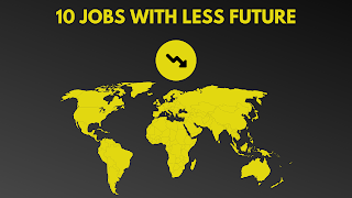 jobs with less future