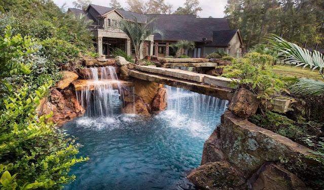 Casa com cachoeira em San Diego