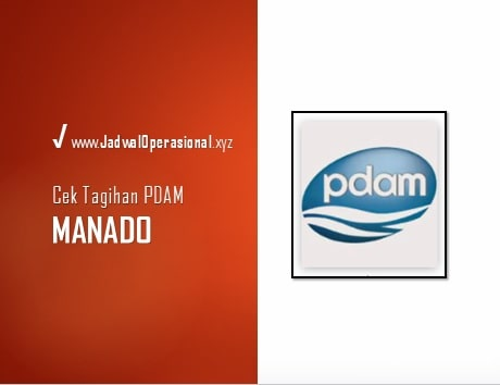 Cek Tagihan PDAM Manado