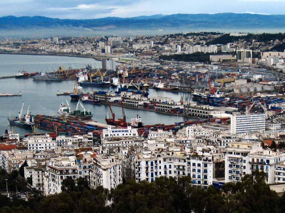 Algier | Algeriet Hovedstad