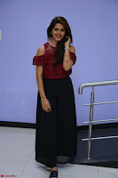 Pavani Gangireddy in Cute Black Skirt Maroon Top at 9 Movie Teaser Launch 5th May 2017  Exclusive 015.JPG