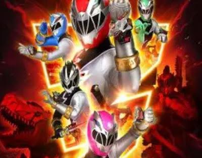 Power Rangers Dino Fury Todos os Episódios Online
