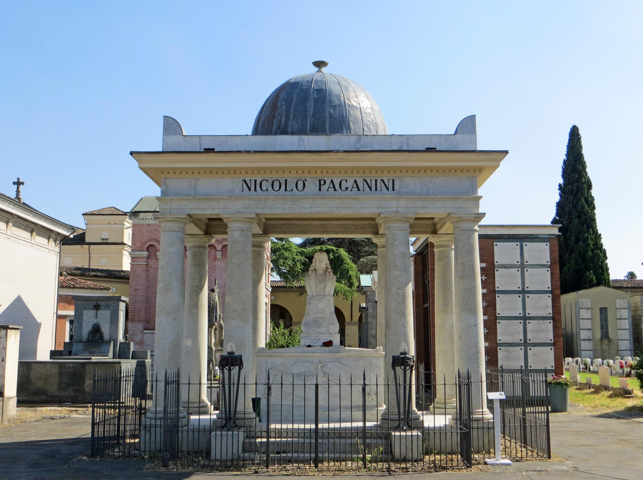 La Villetta Cemetery (Parma, Italy)