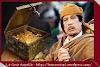 Sistema de pago respaldado por oro panafricano de Gadafi