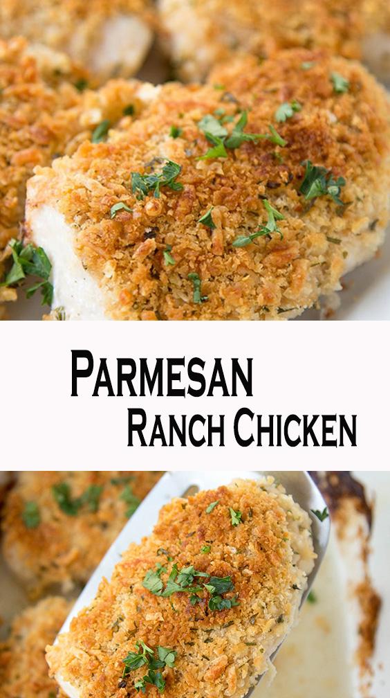 Parmesan Ranch Chicken
