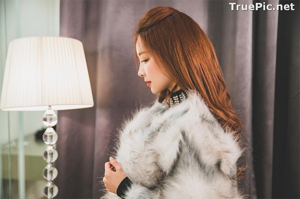 Image Korean Beautiful Model – Park Soo Yeon – Fashion Photography #12 - TruePic.net - Picture-49