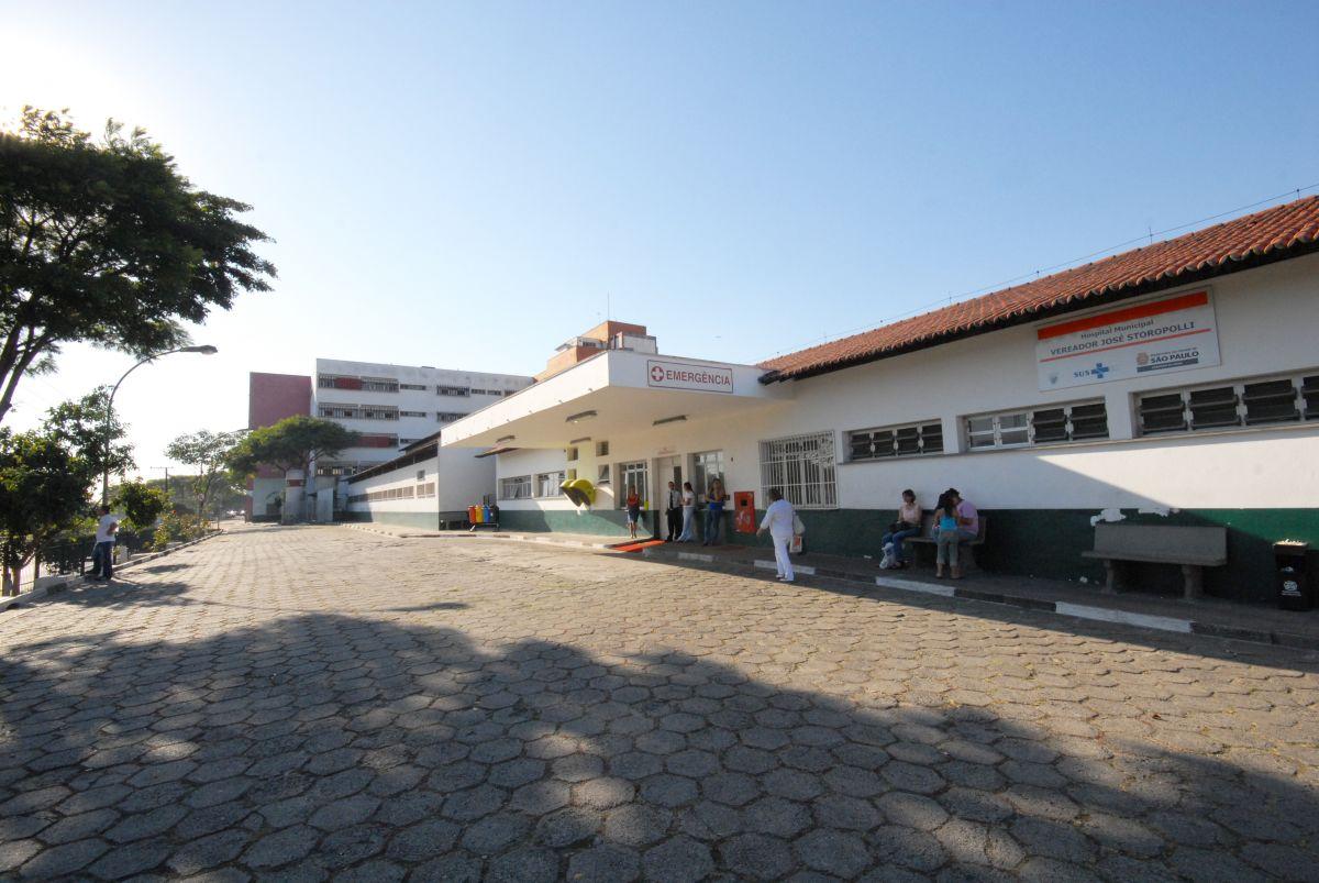 SPDM SPDM - Hospital Municipal Vereador José Storopolli