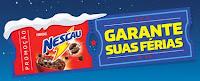 Promoção Nescau Garante suas férias www.promonescau.com.br
