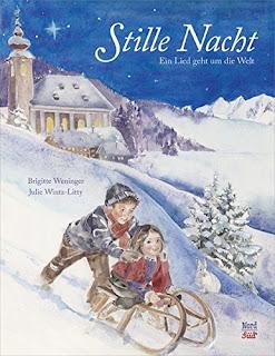 Coverbild von Brigitte Weninger - Stille Nacht. Ein Lied geht um die Welt
