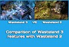 Comparison of Wasteland 3 with Wasteland 2