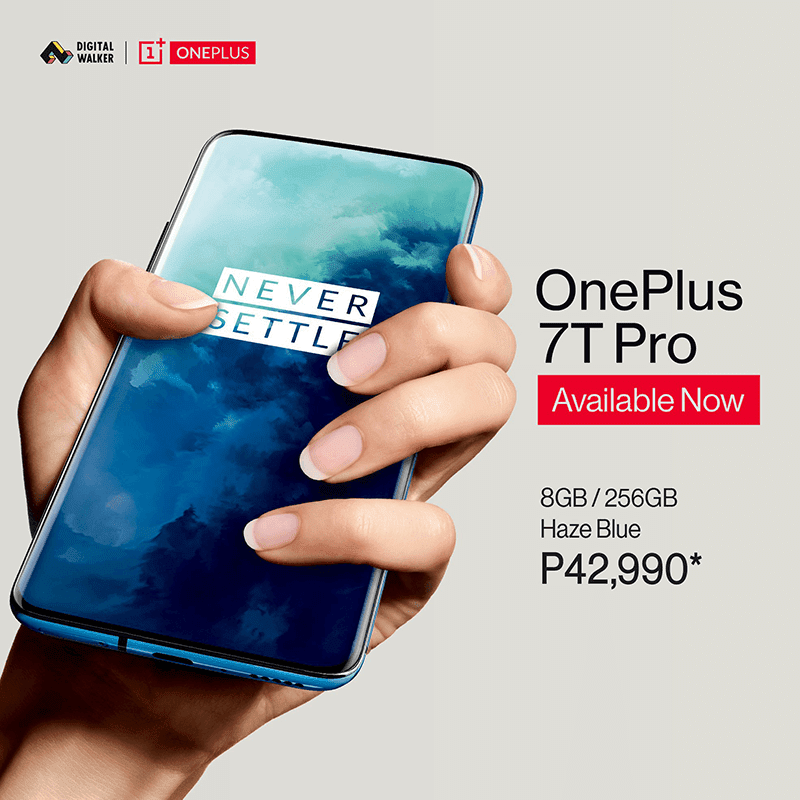 OnePlus 7T Pro priced in the Philippines!