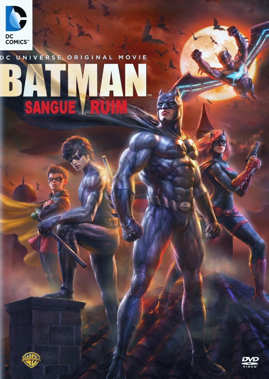 Batman: Sangue Ruim – Legendado (2016)